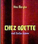 CHEZ ODETTE, met tinten blauw