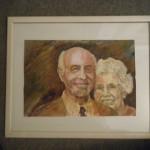 Pa Berghs en Hetty Nouwen
